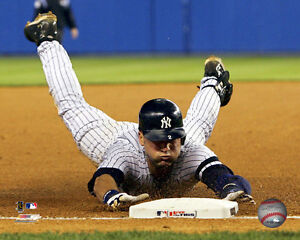 DEREK-JETER-034-New-York-Yankees-034-LICENSED-un-signed-poster-print-pic-8x10-photo