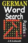 German Word Search Puzzles by J S Lubandi (Paperback / softback, 2014)