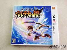 Shin Palutena no Kagami Kid Icarus Uprising Nintendo 3DS Japanese Import Japan A
