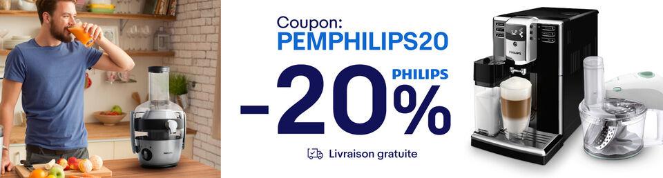 Génial - Une sélection Philips à -20%