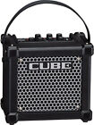 Roland Micro Cube GX Battery Mains Powered Guitar Amplifier - Black