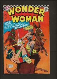 Wonder Woman 168 VG- 3.5 High Definition Scans