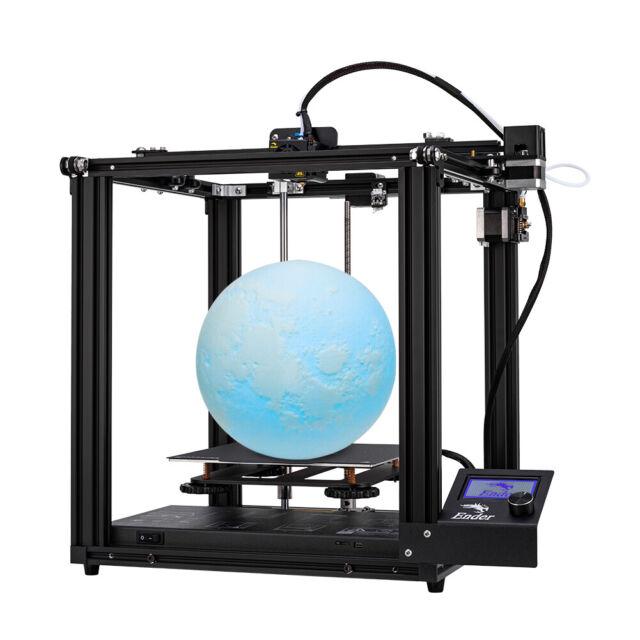 Creality CR-10 Mini 300x220x300mm 3D Printer Resume Printing US Fast Shipping