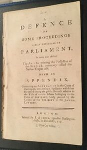 1771-Defence-Act-For-Quieting-Possession-Of-The-Subject-Nullus-Tempus