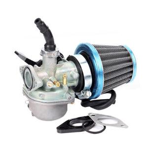 Carb Carburetor 50cc 70cc 90cc 110cc 125cc Engine ATV Pit Dirt Bike Air Filter A