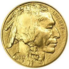 2017 1 oz American Gold Buffalo Coin (BU)