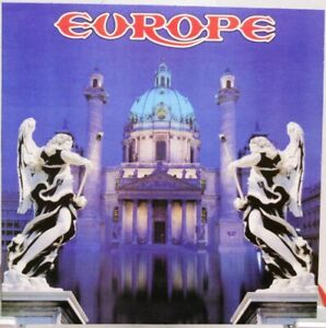 EUROPE-CD-The-First-Album-Special-Edition-mit-9-starken-Rock-Songs