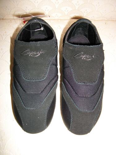 Capezio Racer Jazz Shoe  PP10 Dance Black New In Box Adult