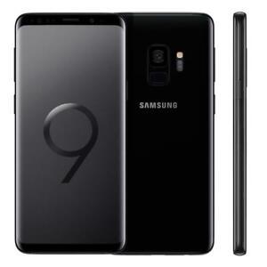 SAMSUNG-GALAXY-S9-64GB-4GB-RAM-MIDNIGHT-BLACK-MONO-SIM-GARANZIA-ITALIA-24-MESI