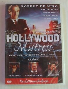 DVD-HOLLYWOOD-MISTRESS-Robert-DE-NIRO-Eli-WALLACH-NEUF