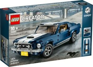LEGO-Creator-Ford-Mustang-10265-NEW-AND-SEALED