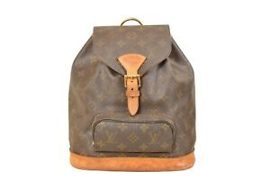 Louis-Vuitton-Monogram-Montsouris-MM-Backpack-Rucksack-M51136-YF02202