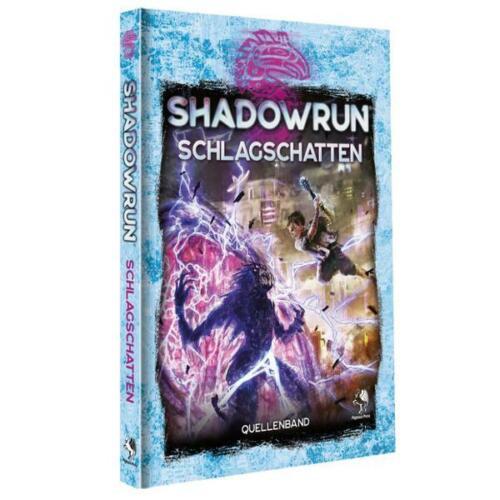 Ombre portée de Shadowrun reliés