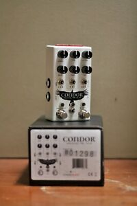 BRAND NEW!! Chase Bliss Audio Condor Analog EQ/Pre/Filter! Rare & Discontinued!