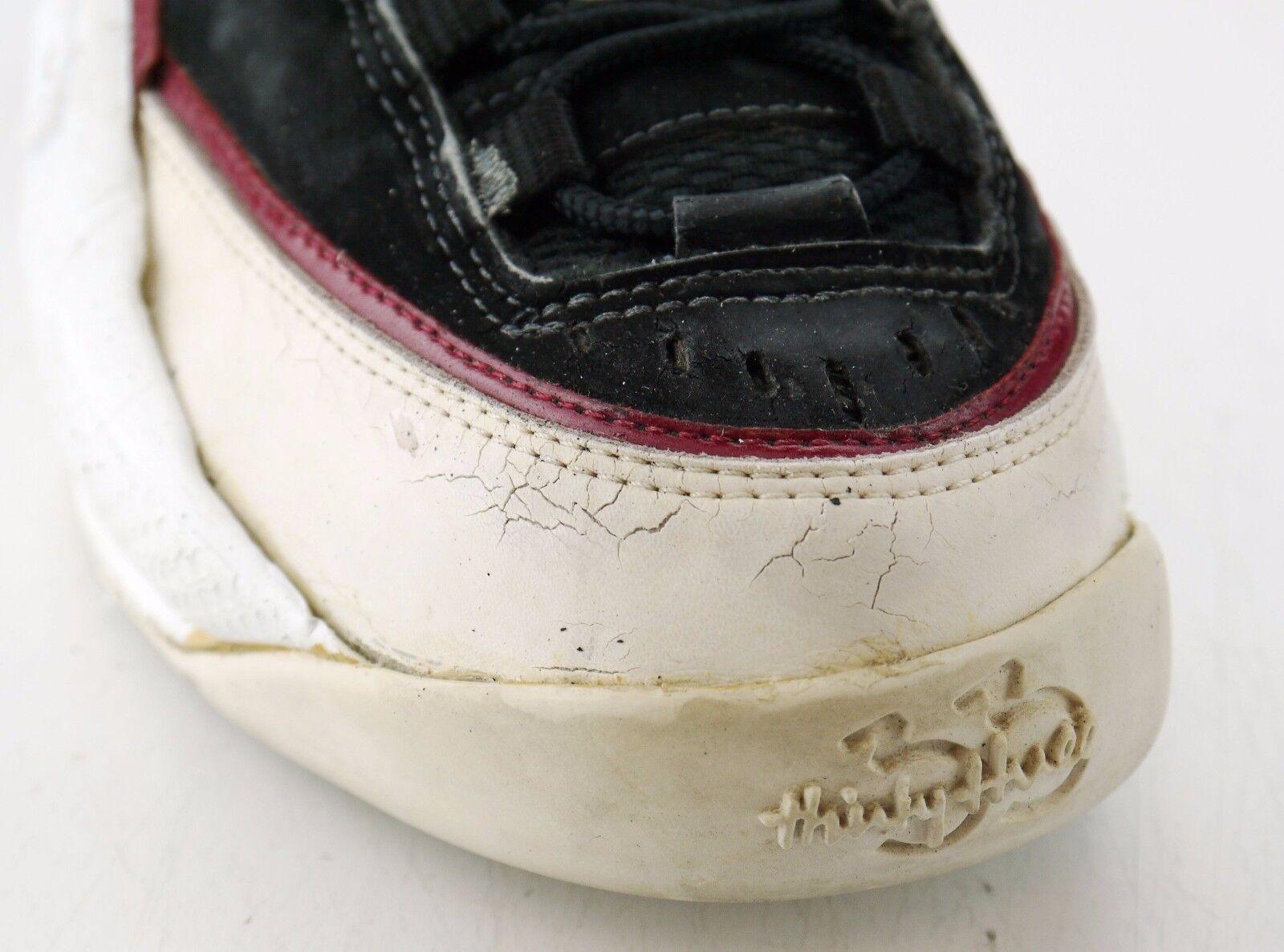 2018 Hill Vintage Grant Hill 2018 3 PE firmado Made in USA Zapato derecho sólo 961258