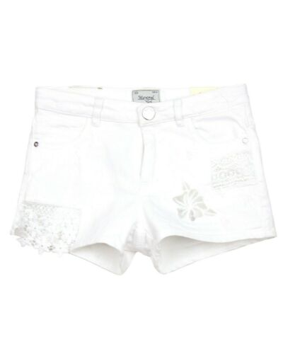 Mayoral Junior Girl/'s Shorts with Patches Sizes 8-18