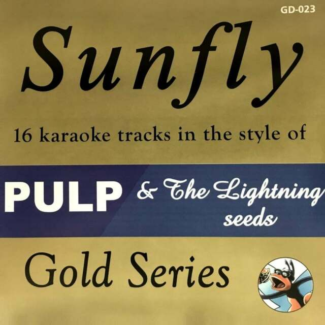 Sunfly Gold Karaoke Cdg Vol 6 Hits Of Madness Cd+g Disc Sfgd006 Karaoke Entertainment Musical Instruments & Gear