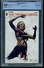 Walking Dead #132 (2014) CBCS Graded 9.8 ~ Loot Crate Exclusive ~ Not CGC