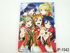 Love Live! Perfect Visual Collection Smile Japanese Artbook Japan Book US Seller
