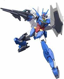 BANDAI-HG-Gundam-Build-Divers-Re-RISE-01-Earthree-gundam-1-144-Scale-JAPAN