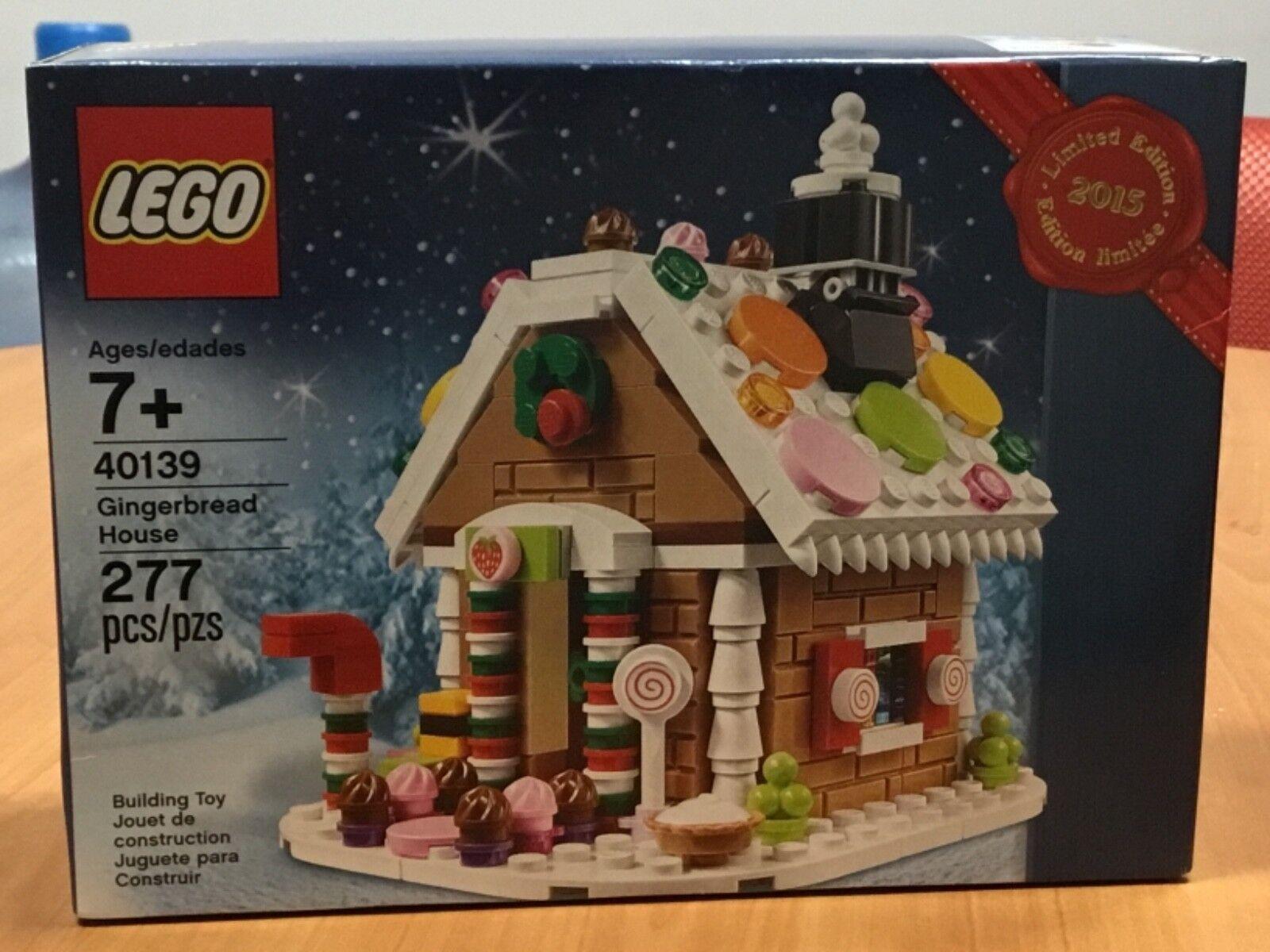 in cerca di agente di vendita LEGO Holiday Gingerbread House (40139) (40139) (40139)  per il tuo stile di gioco ai prezzi più bassi