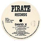 DJ Discover & Zone X - End Of Days/apocalypse Now