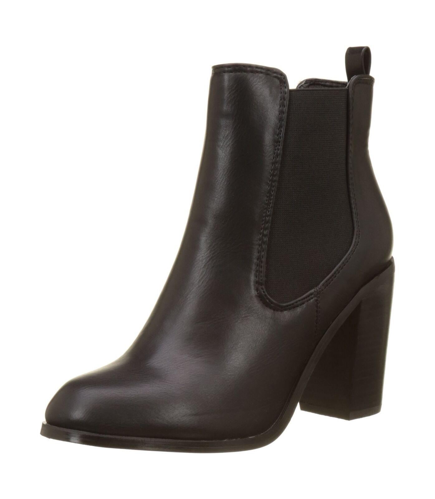 Buffalo Femme'S 333786 GM S10234 nappa Bottines Chelsea Noir (Noir 01 00) UK 3