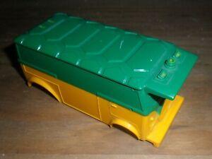 Scalextric-Teenage-Mutant-Hero-Ninja-Turtle-party-wagon-car-shell-SUPERB-Spares