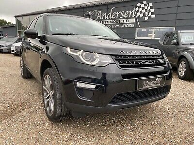 Annonce: Land Rover Discovery Sport 2,0 ... - Pris 429.900 kr.