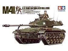 Tamiya 35055 US Army M41 Walker Bulldog 1/35 Scale Plastic Model Kit