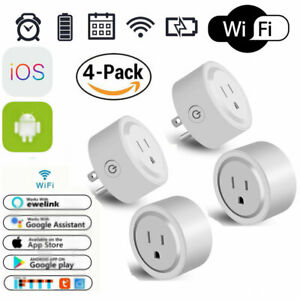 4x-Wifi-Smart-Plug-Remote-Control-Outlet-Socket-Works-with-Alexa-amp-Google-Home