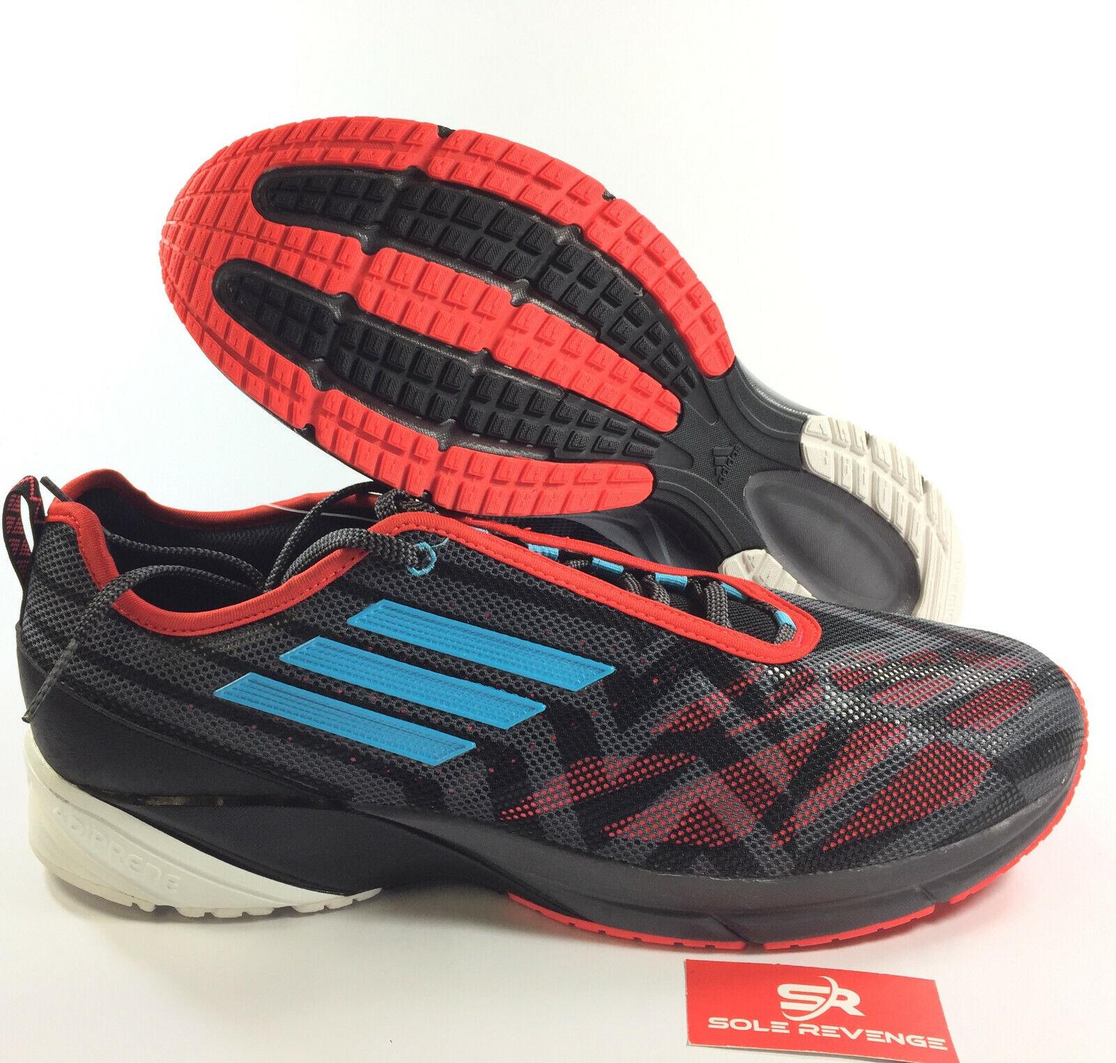 New 13 adidas IMPACT RUNNER White bluee Red Black Running shoes G67363