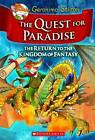 The Quest for Paradise by Geronimo Stilton (Hardback, 2010)