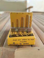 BERGEON 30464 Watch Hand Gauge Caliper - Calibro per misurare le Sfere
