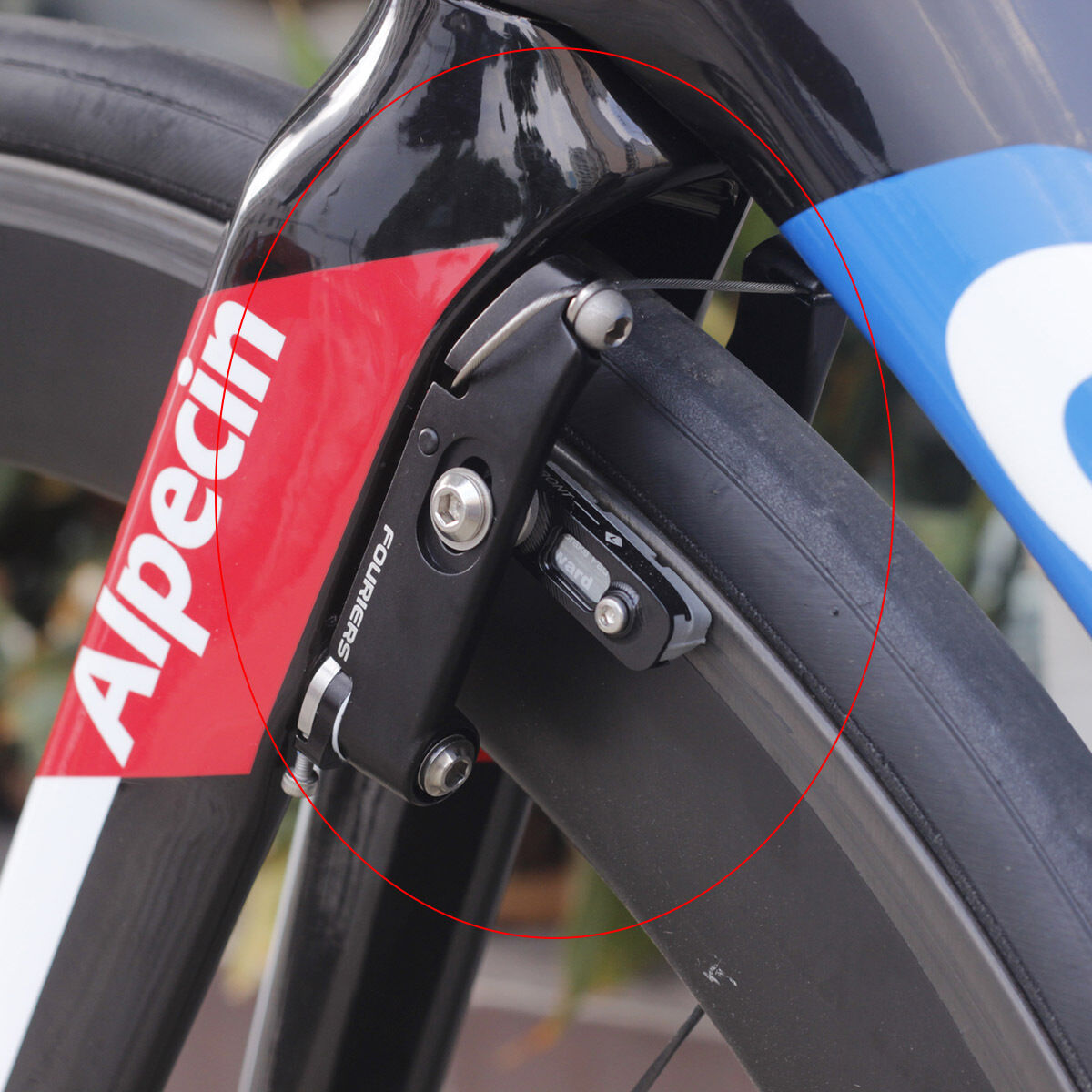 Front or Rear Direct Mount Aero V-Brake For Giant Propel Road Fahrrad Fouriers