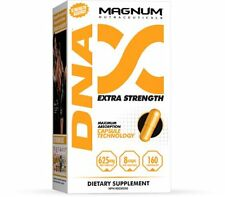 Magnum Nutraceuticals DNA Extra Strength Amino Acids 160 Cap Bottle