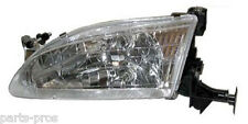 New Replacement Headlight Assembly LH / FOR 1998-00 TOYOTA COROLLA