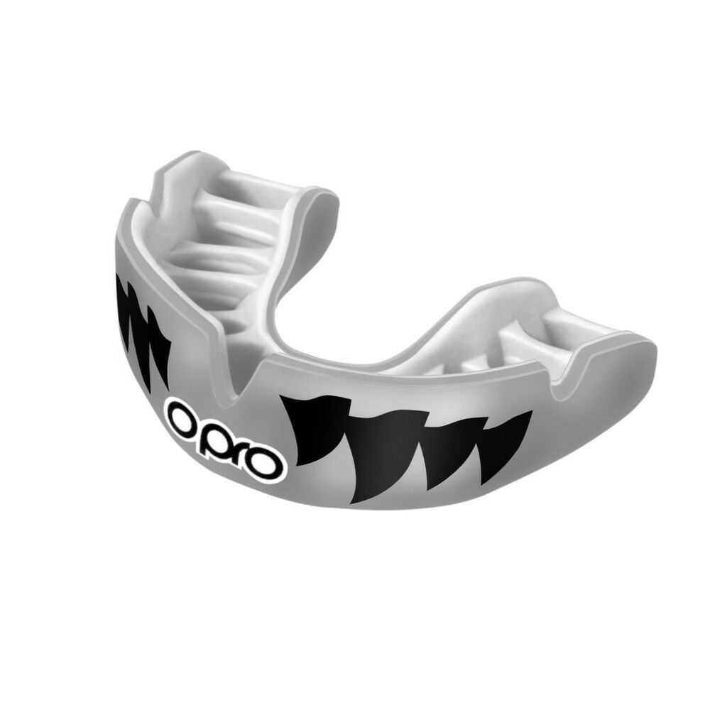 Martial Arts Mouthguard OPRO Power-Fit MMA Gum Shield Protector