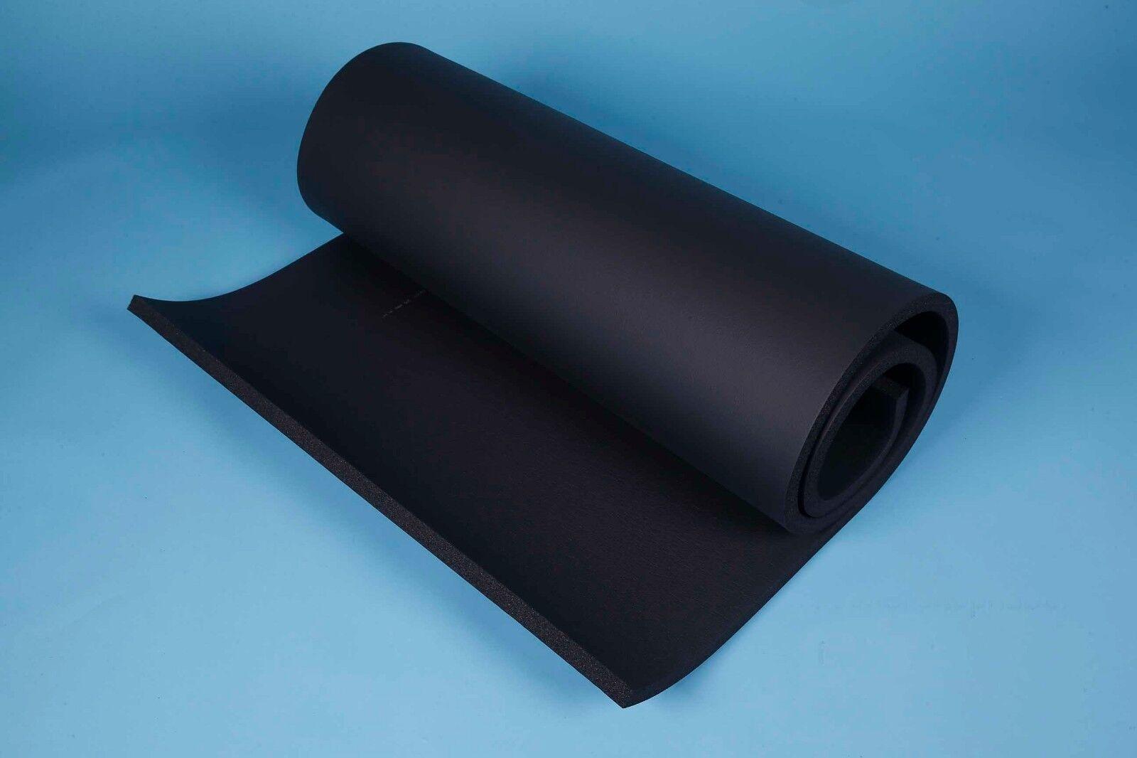 1m² HT-ARMAFLEX Platte Kautschuk 10 mm bis +150°C für Solar Isolierung Armacell
