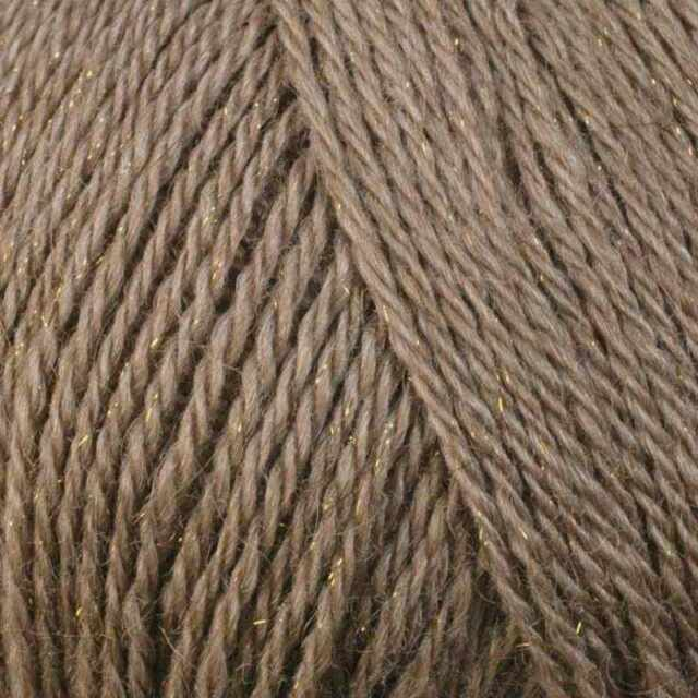 :Folio Luxe #4606: Berroco baby alpaca viscose yarn with glittering Aries