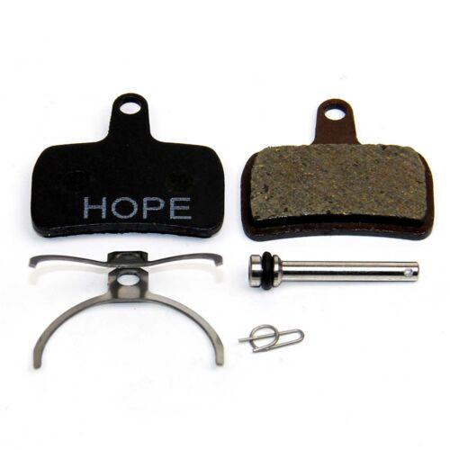 Hope Technology Mono Bike//Cycle Mini Brake Pads Organic Pair