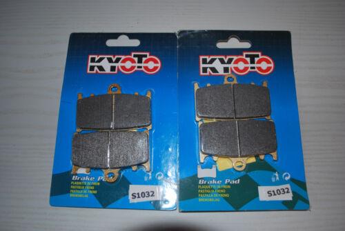 FRONT DISC BRAKE PADS SUZUKI GSR600 K6 K7 K8 SEMI METALLIC 2006 TO 2010