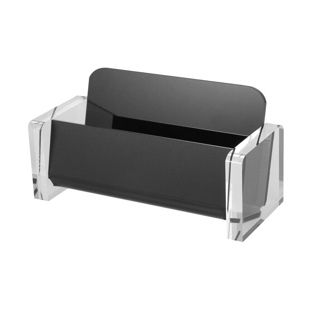 1Pcs Card Holder Durable Multifunctional Plastic Card Display Holder for Office