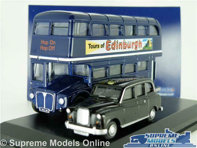 1 76 Oxford Diecast Scottish Bus Gift Pack Model For Sale Online Ebay