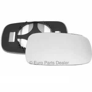 Right Driver side wing mirror glass for Renault Grand Scenic 2004-2009 Heated