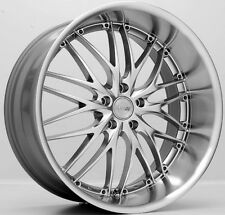 "20"" MRR GT1 Wheels For BMW E60 M5 Staggered 20X8.5 / 20X10 Rims Set (4)"