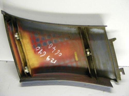 MERCEDES 1296900640 Alettone Posteriore Pannello Destro Fuorigioco-Light BlueR129 SL