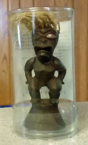 "The Hawaii Collection ""The Aumakua"" Tiki Carved Figurine Idol Sorcery Spirit God"