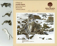 Himalayan Courtship (250 Piece) Wooden Jigsaw Puzzle By Wentworth