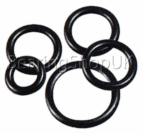 38 X 1 mm NITRILE 70 o/'ring 50x